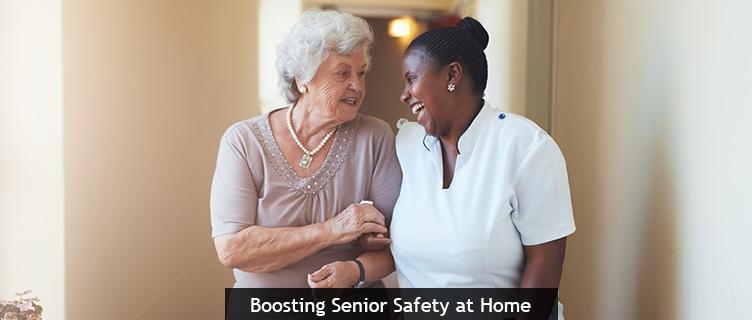 Boosting Senior Safety at Home